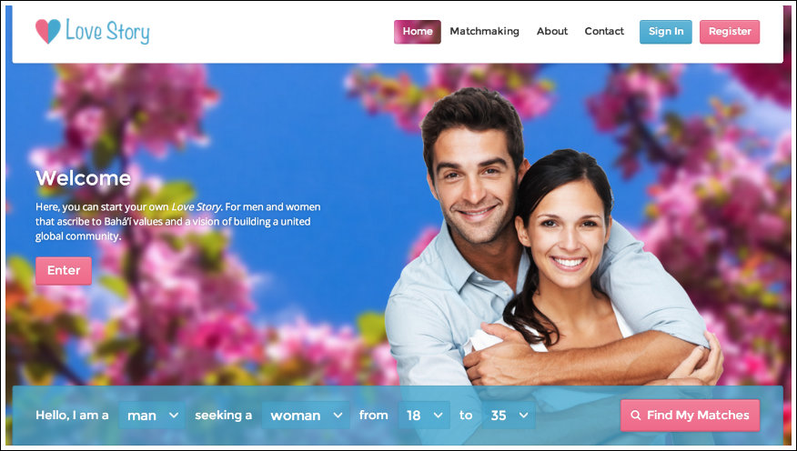 Bahai online dating site
