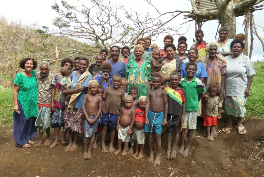 Baha'i Blog | Baha'is of Vanuatu Begin to Rebuild After Devastating ...