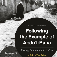 Following the Example of Abdu'l-Baha 200x200
