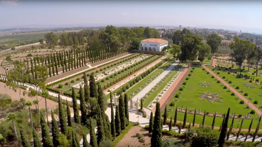 The Baha'i Gardens in Akko (864x486)