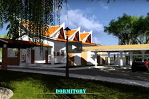 Virtual Tour of Local House of Worship in Battambang Cambodia