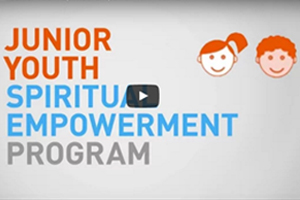 What is the Junior Youth Spiritual Empowerment Program