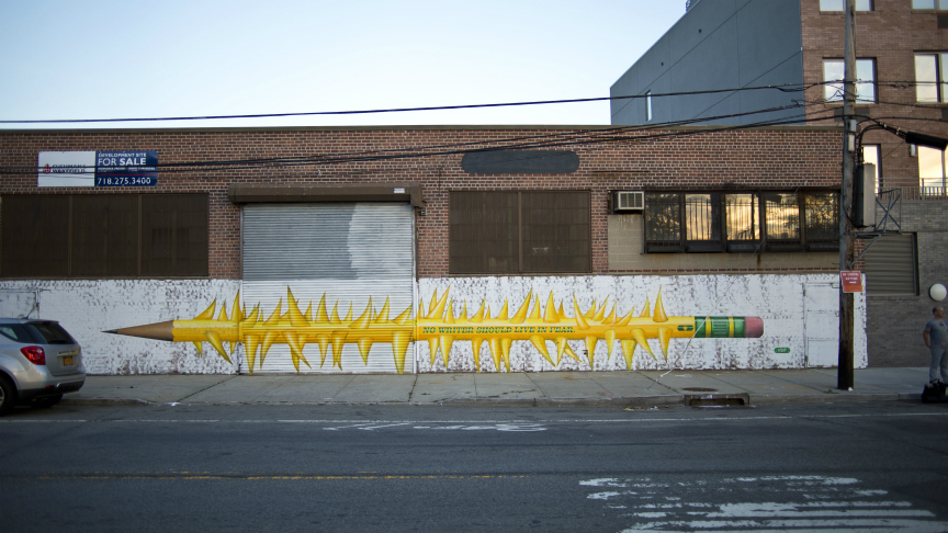 Pencil by ASVP in New York 864x486