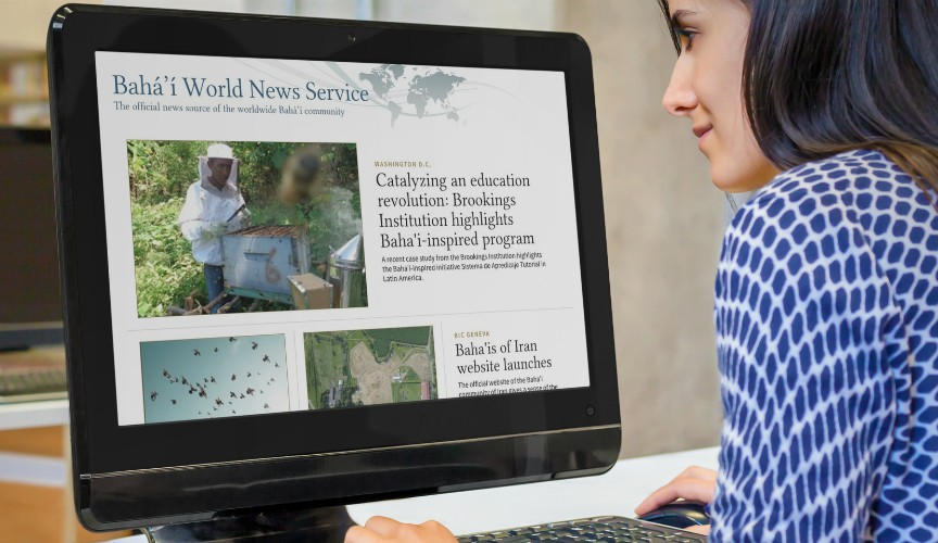 Baha'i World News Service Lauches Redesign 864x500