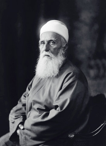 Baha'i Abdu'l-Baha Unique