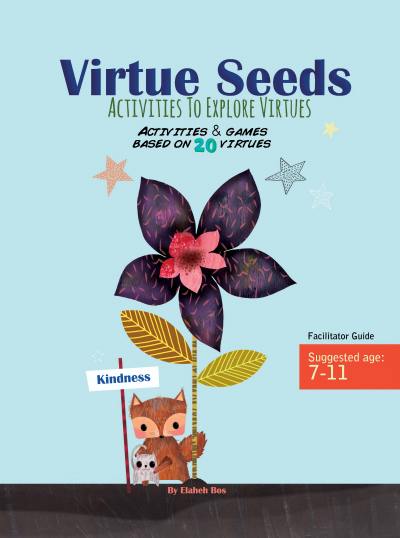 "This is the second in the ""Virtues Seeds"" activity book series by Elaheh Bos"