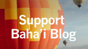 Support Baha'i Blog 300x169